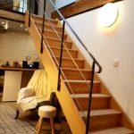Escalier chambre Viré-Clessé