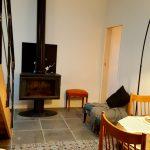 Poêle à bois chambre Viré-Clessé et Givry