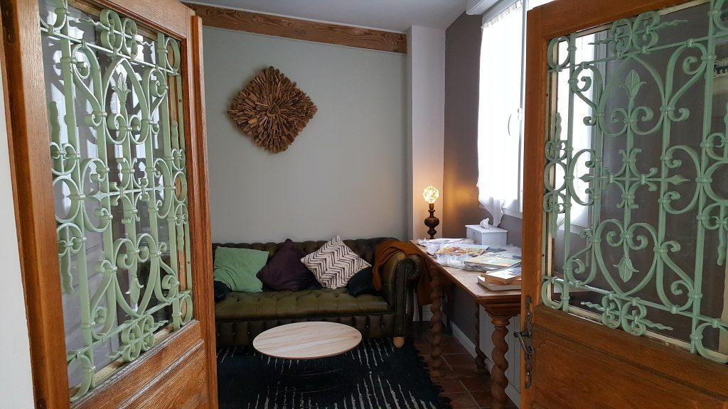 Salon commun Mercurey et Montagny