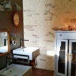 Salle de bain chambre Montagny