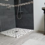Douche à l'italienne chambre Mercurey