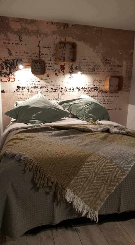 Lit chambre Givry