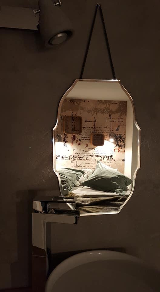 Miroir chambre Givry