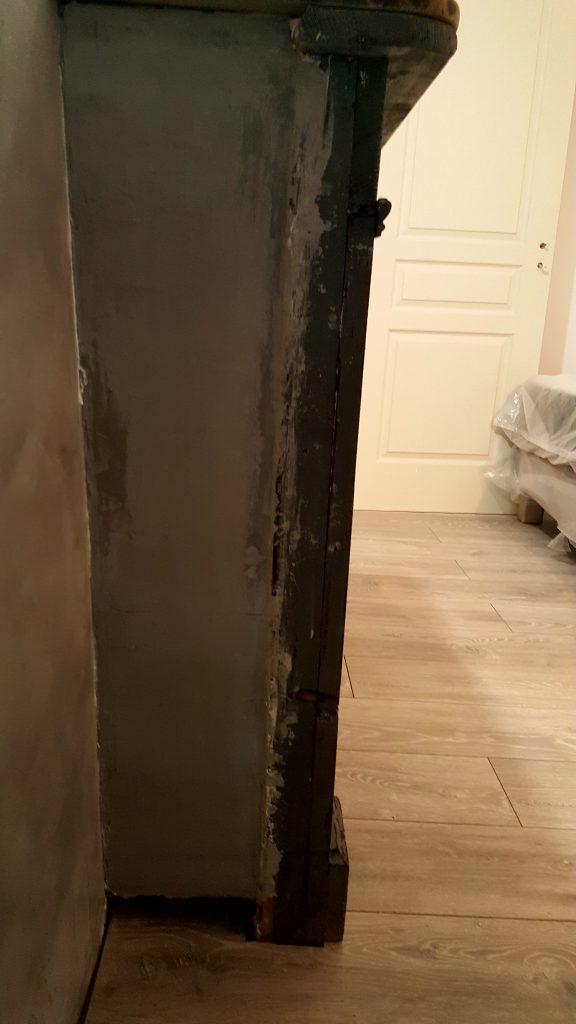 Meuble sous-vasques chambre Givry, étape 4
