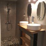 Chambre Givry, salle de bain